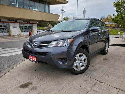 used 2013 Toyota RAV4 car, priced at $15,495