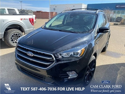 used 2018 Ford Escape car, priced at $27,772