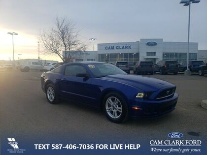 used 2014 Ford Mustang car, priced at $16,549