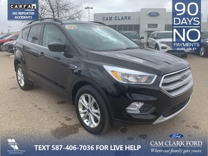 used 2018 Ford Escape car, priced at $23,048