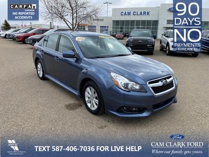 used 2013 Subaru Legacy car, priced at $12,751