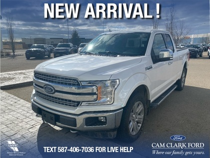 used 2018 Ford F-150 car, priced at $47,887
