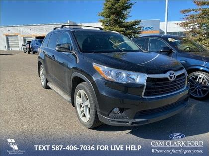 used 2014 Toyota Highlander car, priced at $30,360
