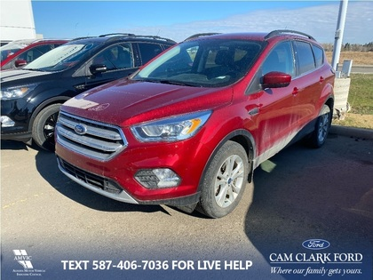 used 2017 Ford Escape car, priced at $21,276