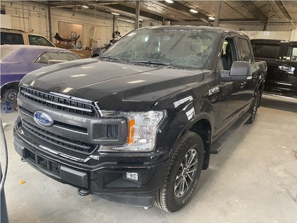used 2020 Ford F-150 car, priced at $49,351