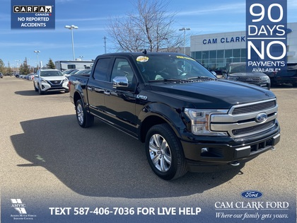 used 2019 Ford F-150 car, priced at $63,751