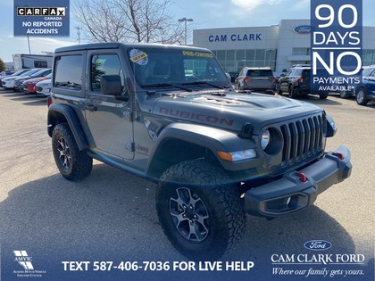 used 2018 Jeep Wrangler car, priced at $49,770