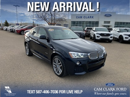 used 2015 BMW X4 car, priced at $25,662