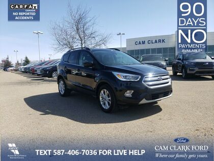 used 2018 Ford Escape car, priced at $24,729