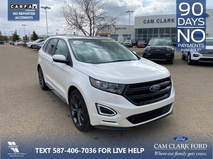 used 2015 Ford Edge car, priced at $23,998