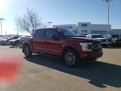 used 2019 Ford F-150 car, priced at $48,792
