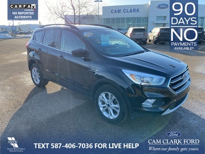 used 2019 Ford Escape car, priced at $24,334