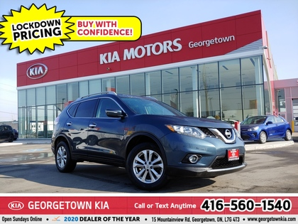 used 2014 Nissan Rogue car, priced at $12,450