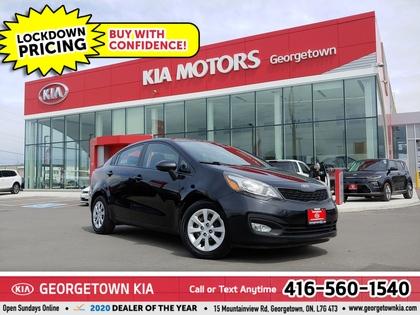 used 2013 Kia Rio car, priced at $6,950