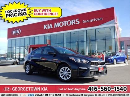 used 2019 Kia Forte car, priced at $15,950