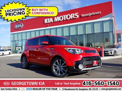 used 2017 Kia Soul car, priced at $13,950