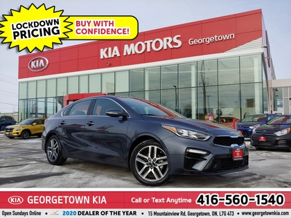 used 2020 Kia Forte car, priced at $19,950