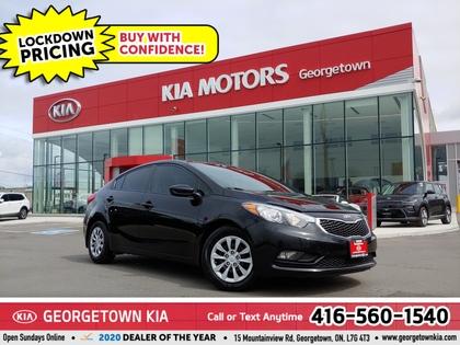 used 2016 Kia Forte car, priced at $10,950