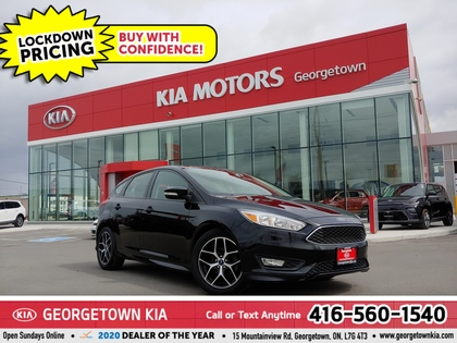 used 2018 Ford Focus car, priced at $13,950