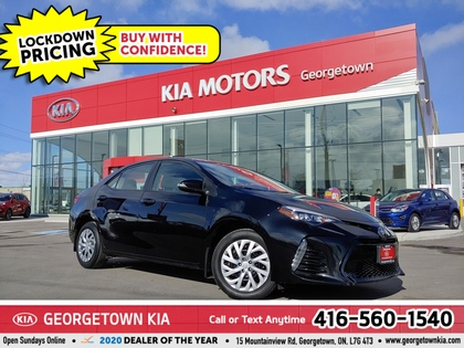 used 2019 Toyota Corolla car, priced at $17,950