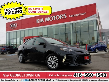 used 2019 Toyota Corolla car, priced at $18,950