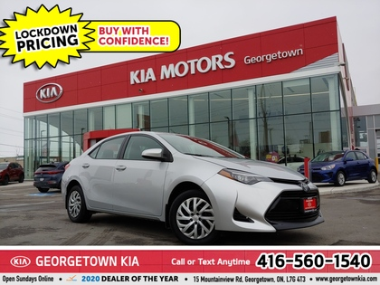 used 2019 Toyota Corolla car, priced at $18,450
