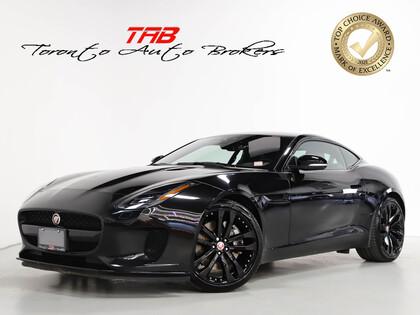 used 2019 Jaguar F-TYPE car, priced at $68,910