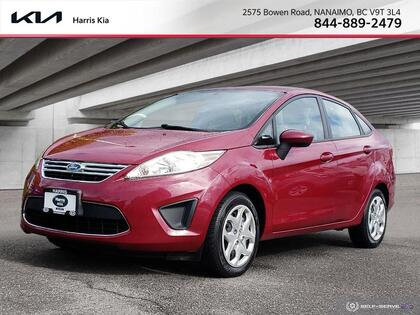 used 2011 Ford Fiesta car, priced at $8,999