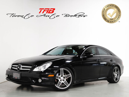 used 2011 Mercedes-Benz CLS-Class car, priced at $23,910