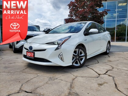 used 2017 Toyota Prius car, priced at $21,995