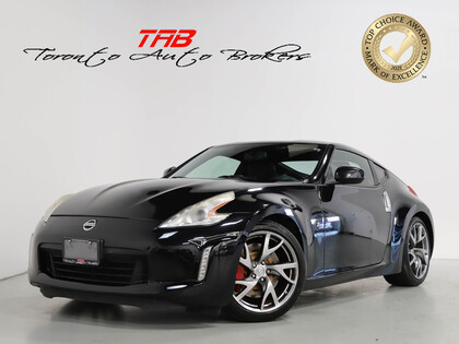 used 2013 Nissan 370Z car, priced at $22,910