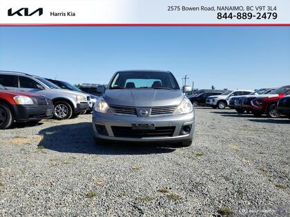used 2008 Nissan Versa car, priced at $6,999