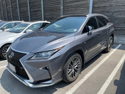 used 2018 Lexus RX 350 car, priced at $53,995