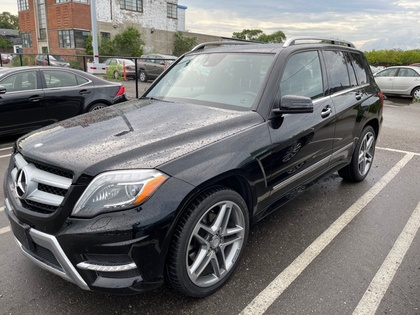 used 2013 Mercedes-Benz GLK-Class car, priced at $21,995