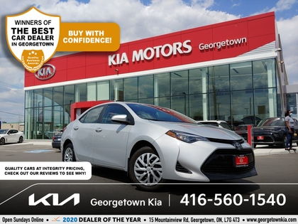 used 2019 Toyota Corolla car, priced at $16,950