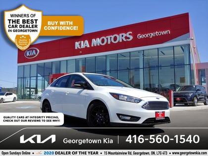 used 2018 Ford Focus car, priced at $14,950