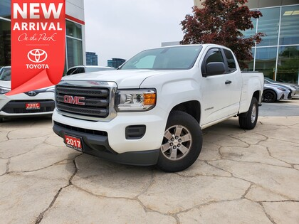 used 2017 GMC Canyon car, priced at $21,995