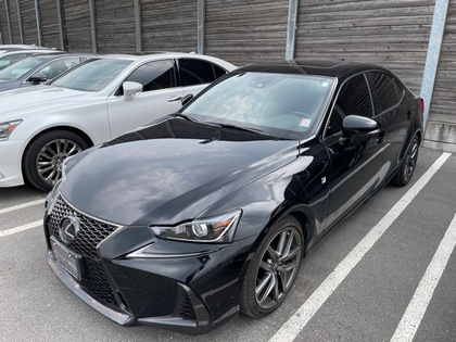 used 2018 Lexus IS 300 car, priced at $37,995