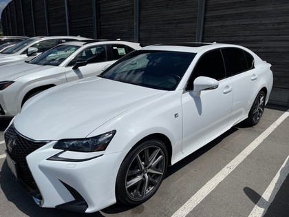 used 2016 Lexus GS 350 car, priced at $36,995
