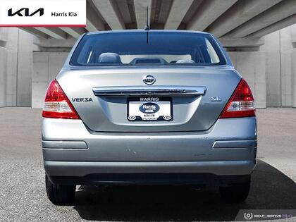 used 2008 Nissan Versa car, priced at $5,799