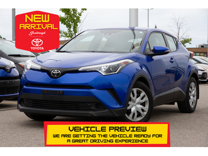 used 2019 Toyota C-HR car, priced at $20,995