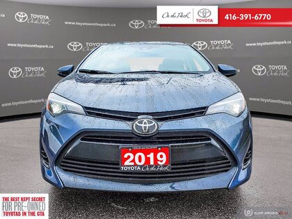 used 2019 Toyota Corolla car, priced at $17,995