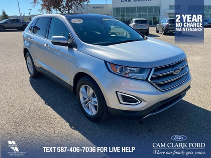 used 2018 Ford Edge car, priced at $30,888