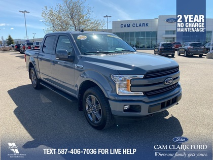 used 2020 Ford F-150 car, priced at $59,984