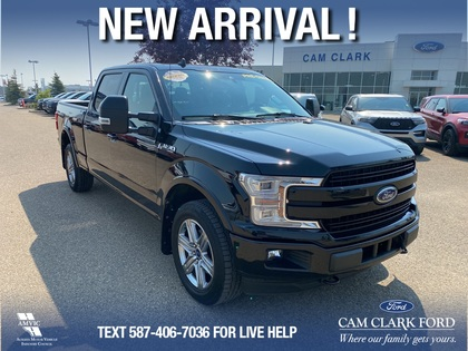 used 2019 Ford F-150 car, priced at $64,689