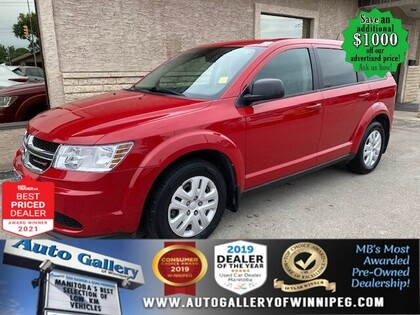 used 2015 Dodge Journey car, priced at $13,992