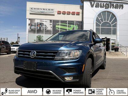 used 2018 Volkswagen Tiguan car, priced at $31,890