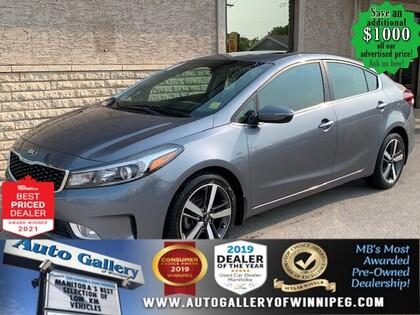 used 2018 Kia Forte car, priced at $17,993