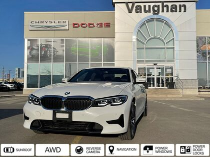 used 2020 BMW 3-Series car, priced at $43,288