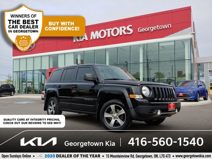 used 2016 Jeep Patriot car, priced at $15,950
